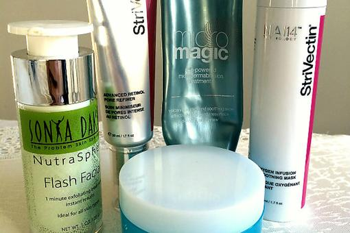 5 Tried-and-True Skincare Products That Actually DO Something!