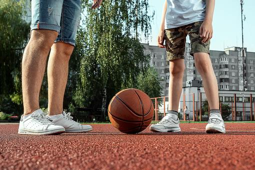 50-Year-Old Men Should Not Jump: How I Left My Ego on the Basketball Court When Playing Ball With My Boys