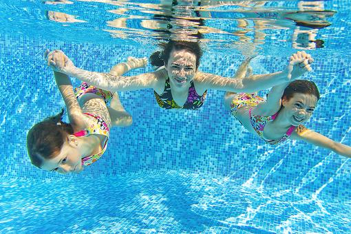 Mom: Here Are 6 Reasons to Put on a Bathing Suit & Get in the Water!