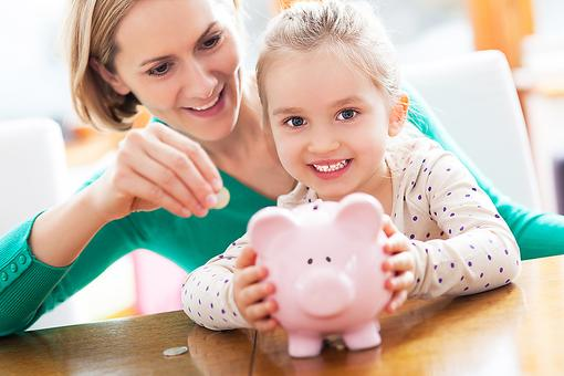 6 Ways to Raise Kids Who Save Money Rather Than Just Spend It!