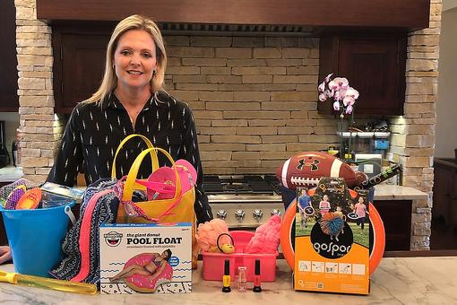 A Healthier Easter: 7 Fun Themed Easter Basket Ideas Without All the Candy (Yes, Please!)