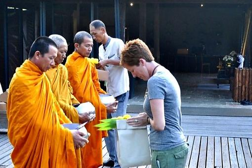 Khao Yai, Thailand: My Sunday  Morning With the Monks in Thailand