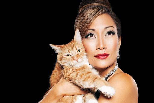 Take Your Cat to the Vet Day: Carrie Ann Inaba Rallies Cat Owners to See the Vet!