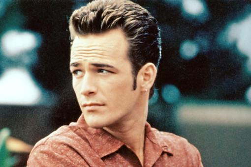 Actor Luke Perry's Tragic Death: A Tribute to a Generation's Dylan McKay