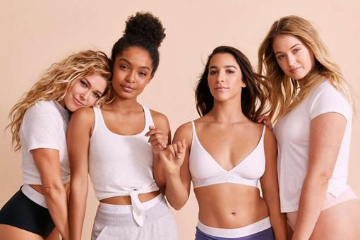 "Aerie Real: Promoting ""Girl Power"" With a Campaign About Body Positivity, Vulnerability & Strength"
