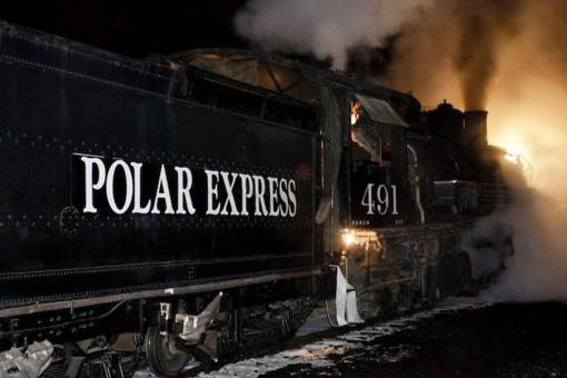 All Aboard for Christmas Fun: Jump on the Polar Express for a Magical Holiday Experience!