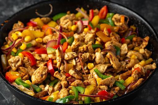 Amazing Chicken Fajitas Recipe: This One-Pan Chicken Fajita Recipe Cooks in About 10 Minutes