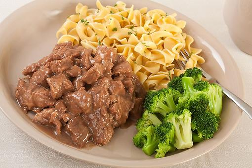 Amish Lazy Day Roast Recipe: This Tender 5-Ingredient Beef Tips Recipe Makes Its Own Gravy