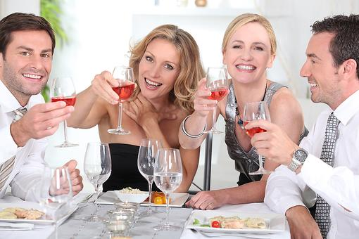 An Easy Celebration for New Year's Eve: How to Have a Progressive Dinner!