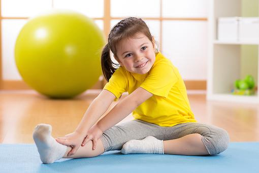 Animal Exercises for Kids: 12 Playful Poses to Get Children Moving While They Play