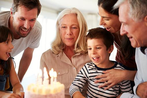 Another Birthday? Don't Groan! Here Are 5 Simple Keys to Help Us Age Gracefully