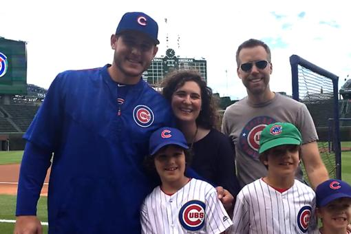 Brave for Benjamin: Anthony Rizzo & a Lemonade Stand Are Taking a Swing at Cancer (#WeGotThis!)