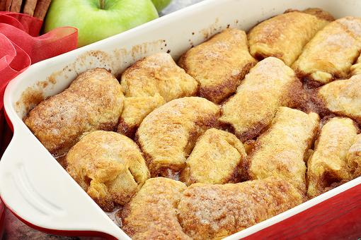 Apple Dumplings: You'll Never Guess the Secret Ingredient in This Easy Recipe!