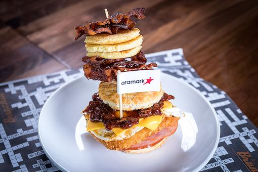​Aramark's New NFL Menus Give Hungry Football Fans Another Reason to Cheer This Season!