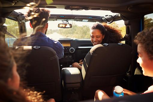 Are We There Yet? How to Engage & Entertain Kids in the Car!