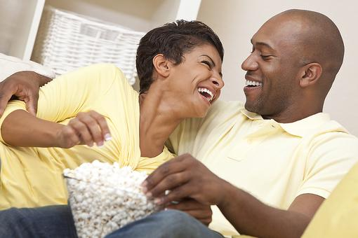 Are You a Lover or a Laugher? Here's Why You Need to Be Both in a Relationship