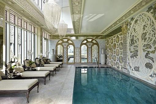 "Ashford Castle Wins ""Ireland's Best Hotel Spa"" at the 2017 World Spa Awards™"