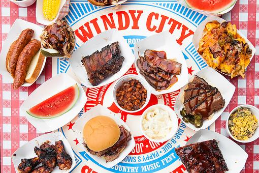 BBQ, Beer & Country Music: Come Jam at the Windy City Smokeout!