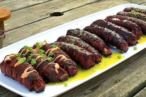 Bacon-Wrapped Ribs Recipe: Are You Kidding Me? This Rib Recipe Will Elevate You to Pitmaster