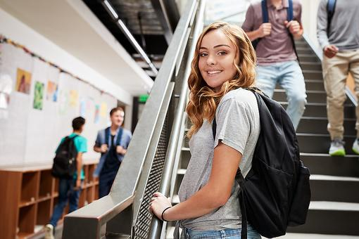 Backpack Health Concerns: When 10 Pounds in a Backpack = 72 Pounds of Force to a Student's Spine (8 Ways to Prevent Injury)