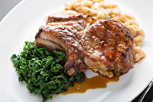 Do Not Lose This Balsamic & Maple-Glazed Pork Chops Recipe