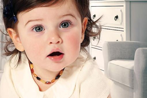 Baltic Amber Teething Necklace: A Different Alternative for Baby's Teething Pain
