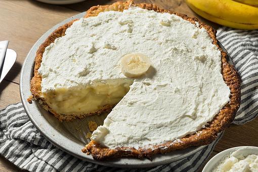 Badass Banana Cream Pie Recipe: Awesome No-Bake Banana Cream Pie Recipe