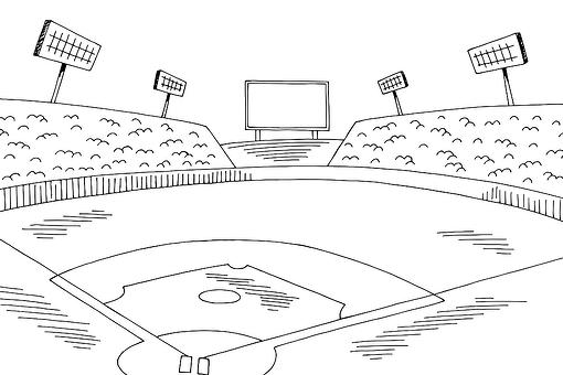 Baseball Coloring Pages for Kids: 10 Printable Baseball Coloring Pages to Help Get Your World Series™ On