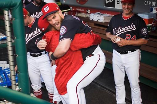 Baseball Player Bryce Harper Needs to Play for the Chicago Cubs (and Here's Why!)