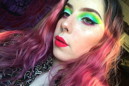 "Beauty Looks: How to Create My ""Lime Sherbet"" Makeup & Play It Cool"