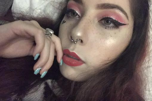 Beauty Trends: How to Make a Beautiful Temporary Tattoo With Liquid Eyeliner Makeup