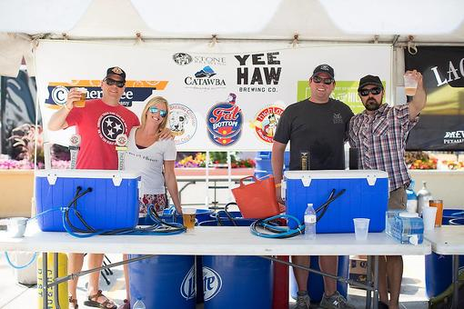 Hops in the Hills Festival: Maryville, Tennessee Is the Place for Beer Lovers in June!