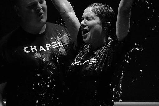 ​Being Baptized As a Adult: The Freedom I Found in Declaring My Faith