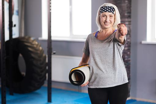 Ladies, Being Physically Fit May Lower Your Dementia Risk By 90 Percent!