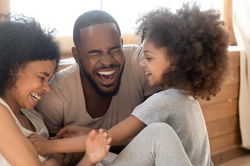 Benefits of Laughter: Why We Need to Learn How to Laugh More From Our Kids