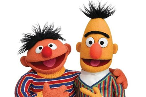 """Sesame Street"": Are Bert & Ernie Loving Best Friends or More? It's Complicated, But Not Really"