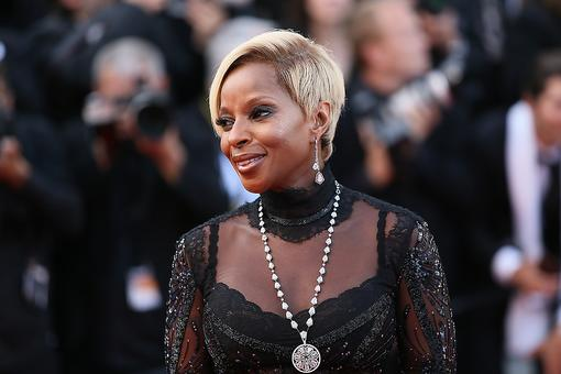 """Betty & Coretta"": Mary J. Blige Channels Her Mother & Grandmother in Lifetime Movie Role"