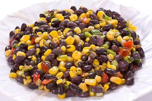 5-Minute Black Bean & Corn Salad Recipe: A Fresh Corn & Bean Salad Recipe That's Also a Dip