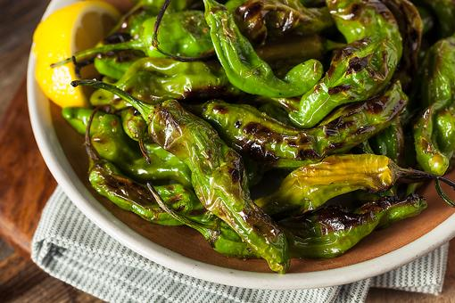 Blistered Shishito Peppers Recipe: Meet the Easiest Appetizer on the Planet