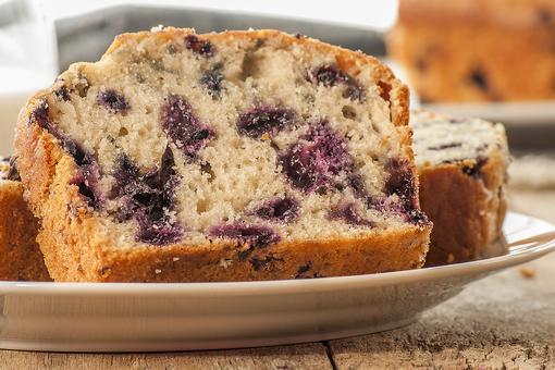 Blueberry Lemon Loaf Recipe: A Chef Shares Her Killer Recipe for Lemon Blueberry Bread