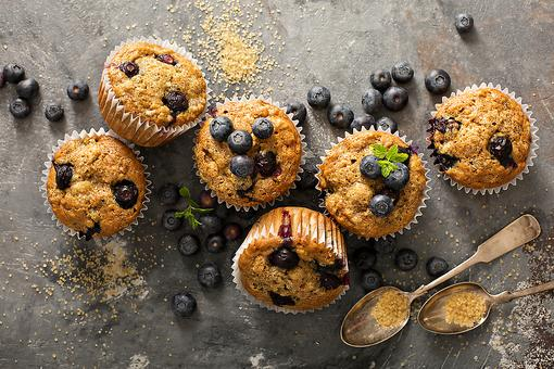 Blueberry Muffins: You'll Never Want to Make Them From a Box Again!