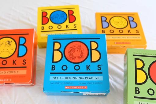 Teaching Kids to Read: Do You Read BOB Books With Your Children? Here's Why You Should!