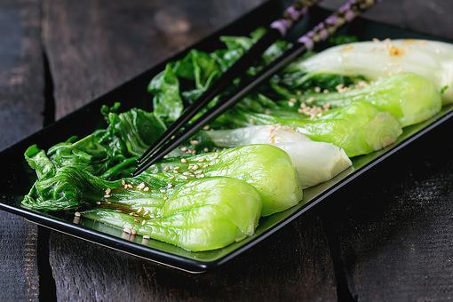 Sautéed Baby Bok Choy Recipe: A Simple Healthy Asian Vegetable Recipe