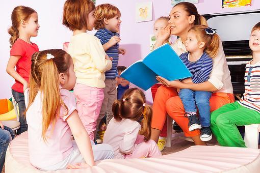 Books for Kindergarten: Teacher Greg Smedley-Warren's Top Read-Aloud Books for Kindergarteners