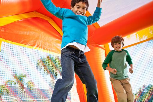 Bounce House Safety: How to Avoid Injury at Your Kid's Birthday Party!