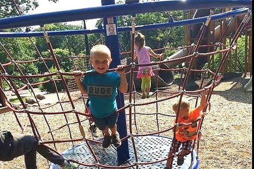 Bowen Park: Risky Play Is the Name of the Game at This Fun Park in Waukegan, Illinois
