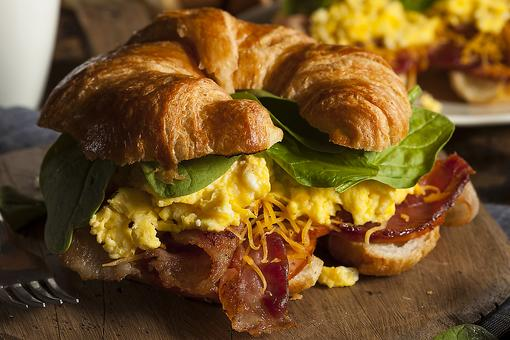 Breakfast Croissants: 7 Ways to Fill 'Em for Your First Meal of the Day!