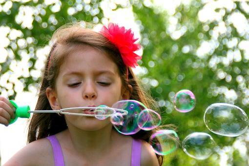 Bubble Fun: 5 Kid-friendly Activities Using Bubbles the Whole Family Will Love!