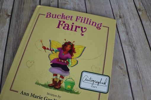 Bucket Filling Fairy: A Must-Have Book to Teach Kids Kindness & How to Prevent Bullying!
