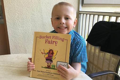 Bucket Filling Fairy Teaches Kids Kindness & Helps Prevent Bullying!